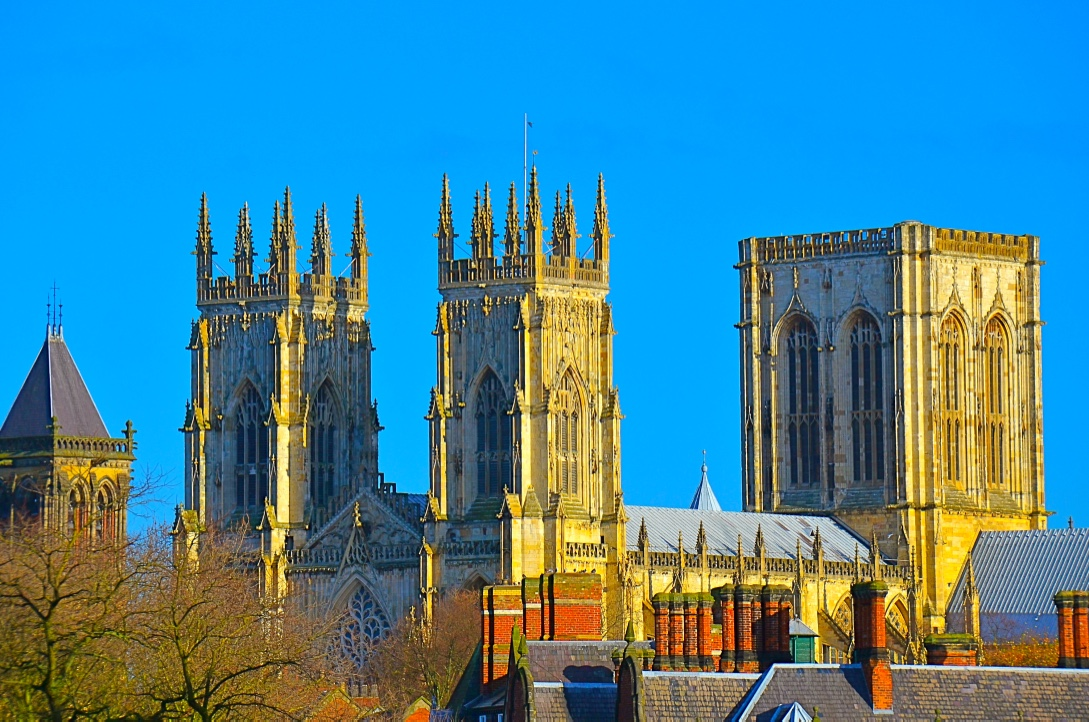 Visit York with YORKTOUR as your guide