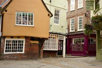 Things to do in York - The Shambles