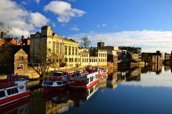 Things to see in York - The River Ouse